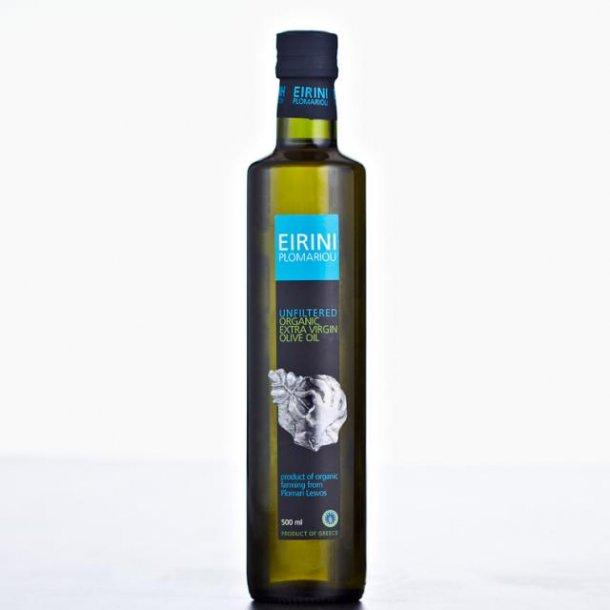 ufiltreret olivenolie